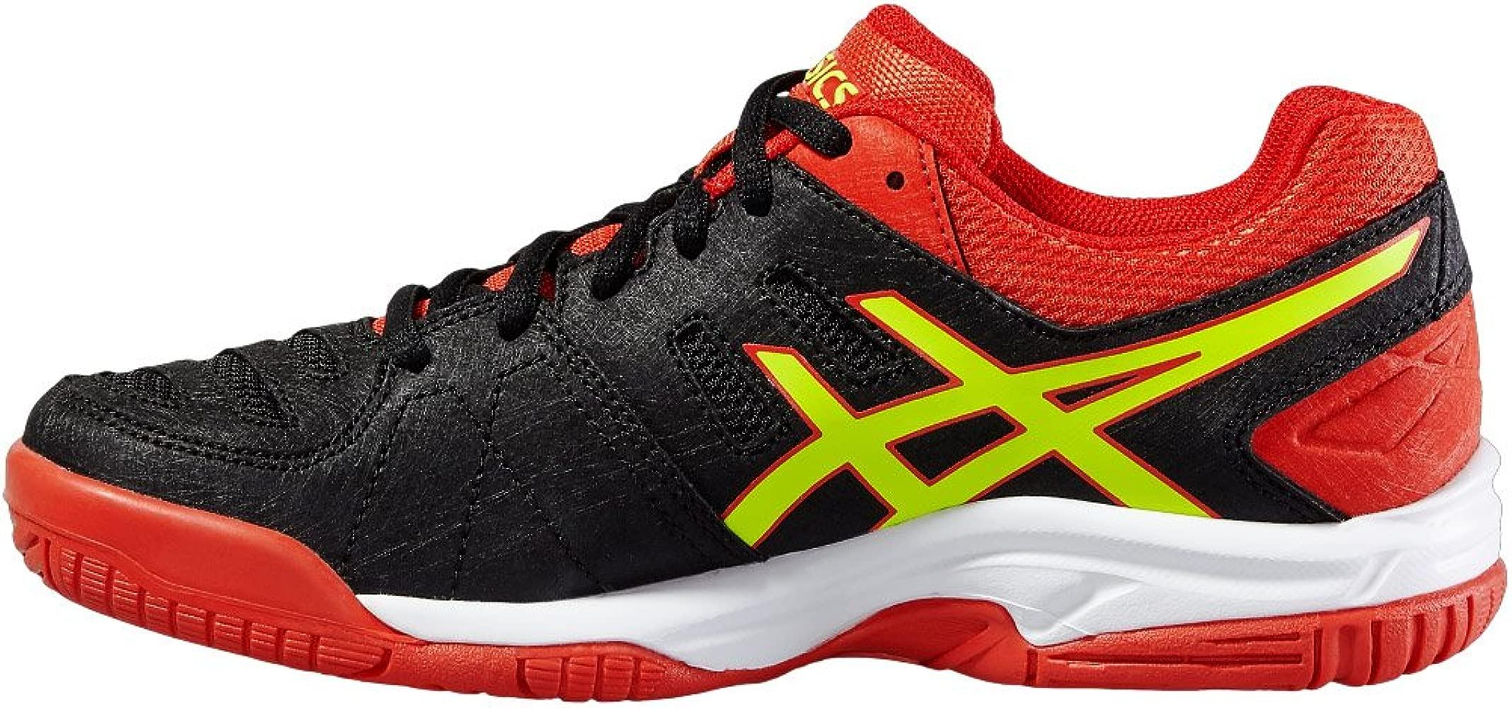 ASICS - Gel Padel Pro 3 GS, Color Negro, Talla EU 35 1/2: Amazon ...