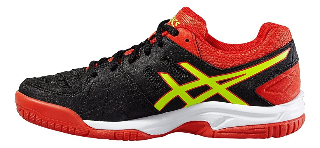 ASICS - Gel Padel Pro 3 GS, Color Negro, Talla EU 34 1/2: Amazon ...