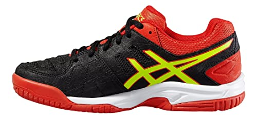 ASICS - Gel Padel Pro 3 GS, Color Negro, Talla EU 32 1/2: Amazon ...