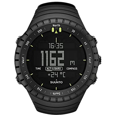 <strong>Suunto Core Altimeter Watch All Black</strong>