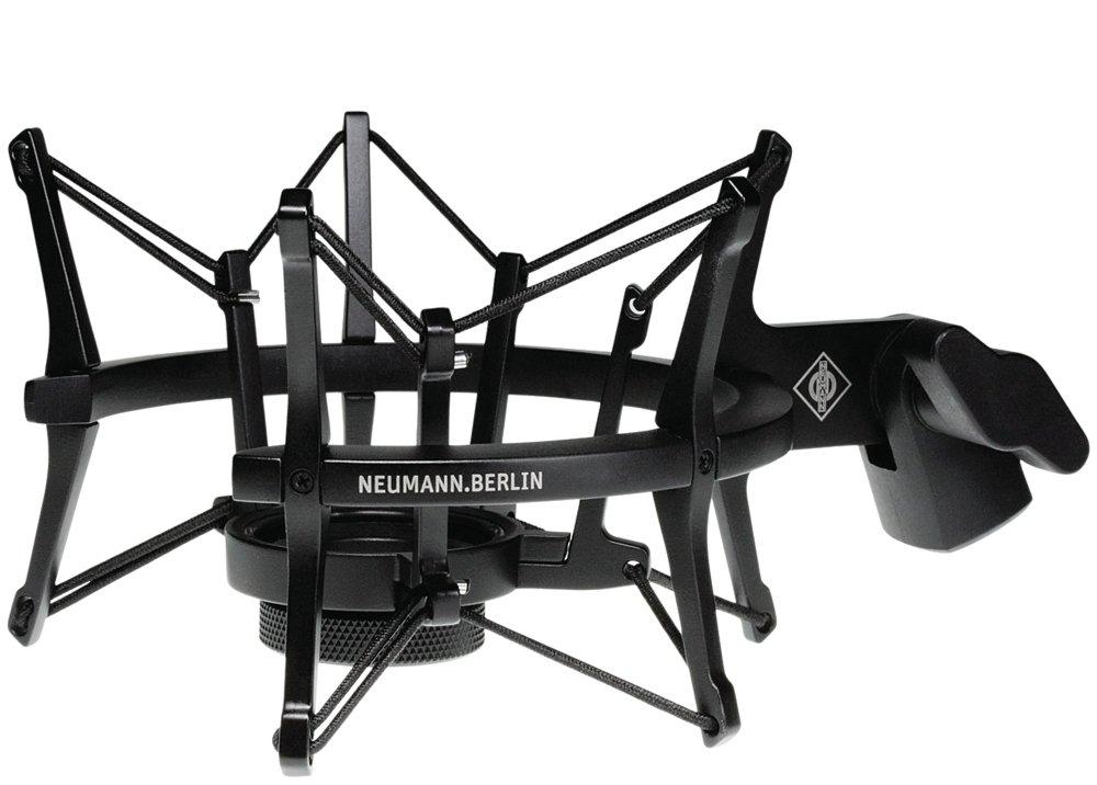 Neumann EA 4 Elastic Suspension Shockmount (Black) by Neumann
