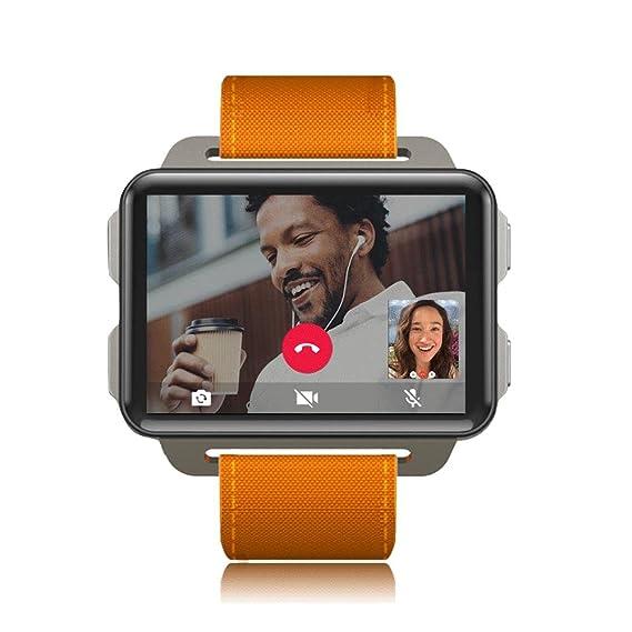 Reloj Inteligente Leegoal LEMFO LEM4 Pro para Android 3G, con Pantalla de 2,2 Pulgadas, batería de 1200 mAh, 16 GB ROM Fitness y Reloj Inteligente ...