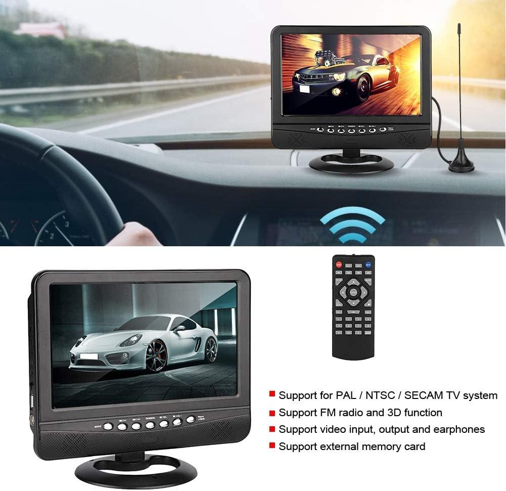 Televisor LCD panorámico portátil, Televisor portátil de ángulo de ...