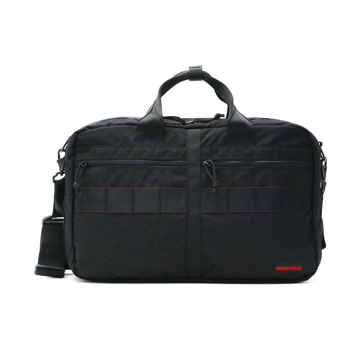 [ブリーフィング] 3WAYバッグ NEO S-3 COMMUTER BRF418219 B01MU2AN2L ブラック ブラック