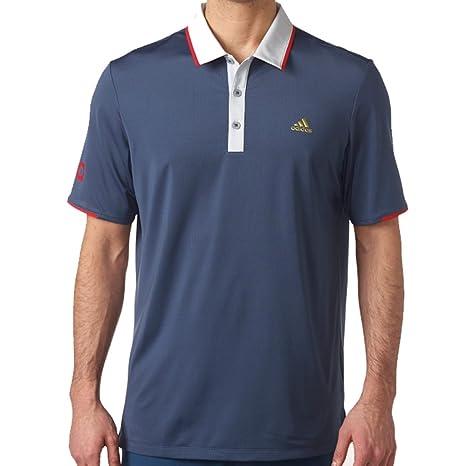 adidas Golf para Hombre Climacool EE. UU. Rendimiento Polo ...