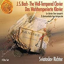 Bach, J.S. :  Well-Tempered Clavier