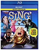 DVD : Sing [Blu-Ray] [Region Free] (English audio. English subtitles)