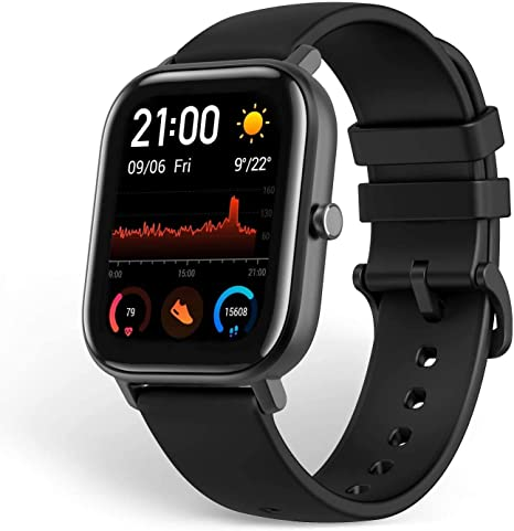 Otti Smartwatch Full Touch Farbdisplay Fitness Elektronik