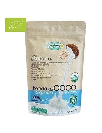 Leche de Coco en Polvo Orgánico, 150g