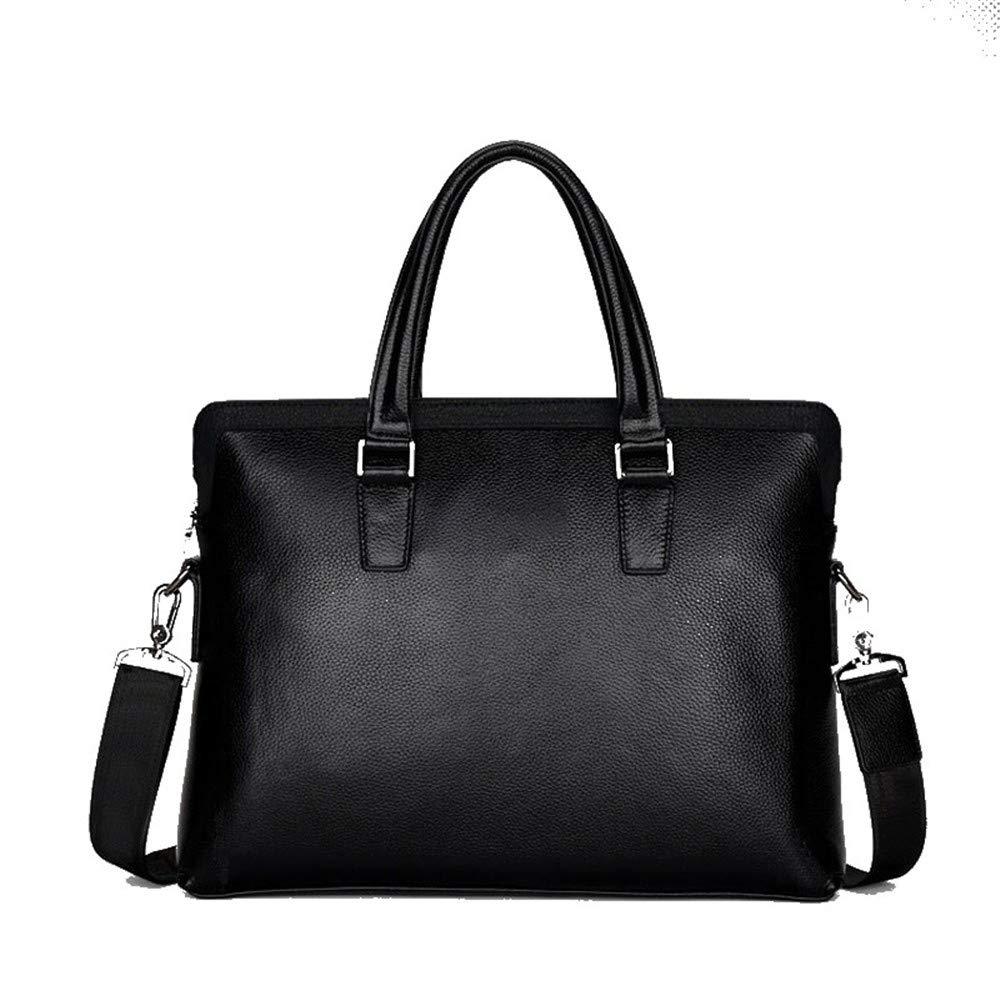 Xiejuanjuan Men's Handbags Men's Waterproof Shoulder Bags Computer Bags for Business Casual School Travel Handbag