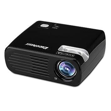 Excelvan – Mini LED Proyector de cine en casa, 2600 Lúmenes 800 ...