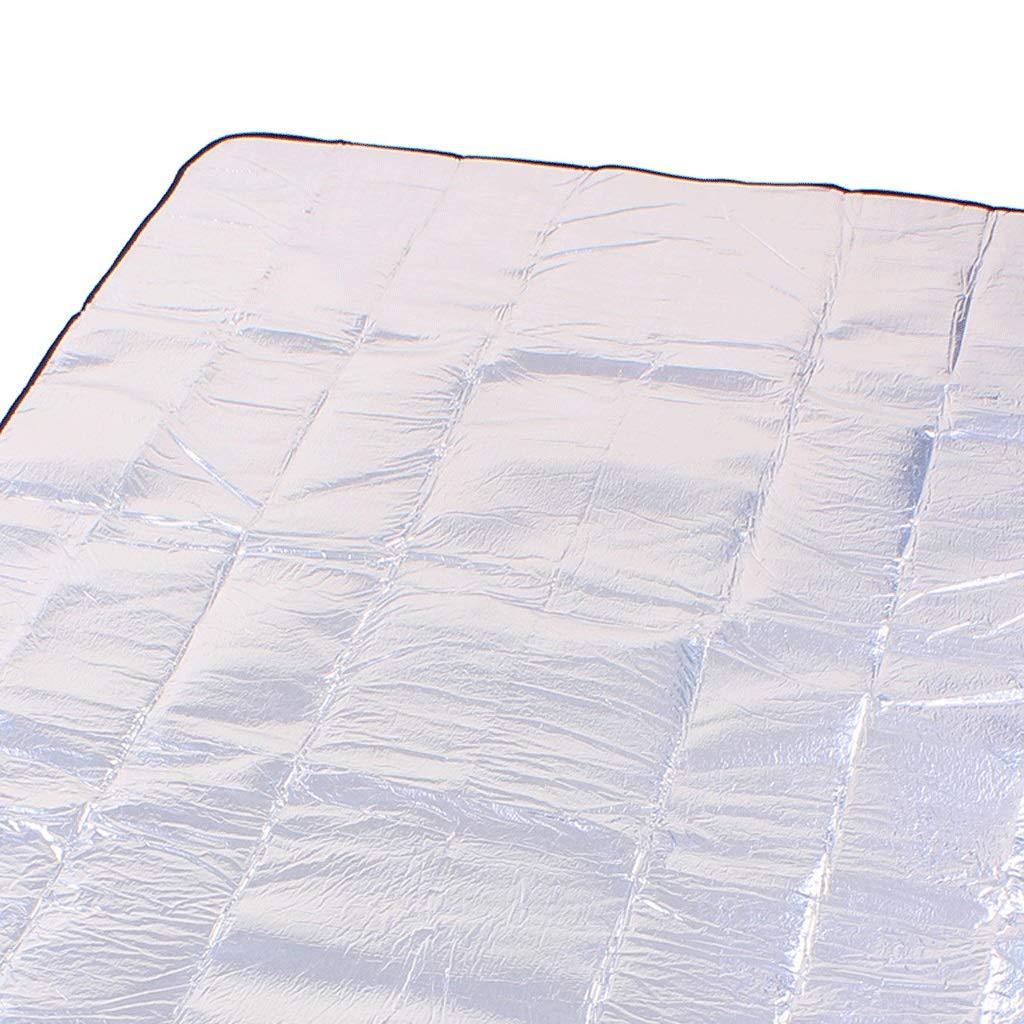 DONGLU Feuchtigkeitsfeste Tuch im Freien gepolsterte gepolsterte gepolsterte Zelt Pad Wasserdichte Kissen Picknick-Matte (Farbe   3 ) B07GXKNZ8Q | Überlegen  93602d