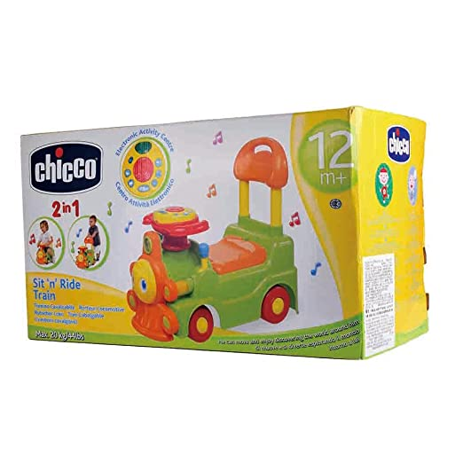 Amazon.com: Chicco - 00005480000000 - Electronic Engine ...
