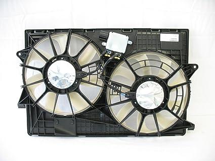 Pinzas Yang fan-am66024b repuesto Radiador/Ventilador de ...