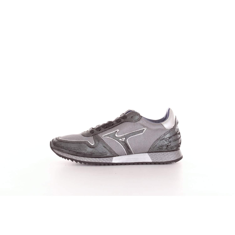 MIZUNO D1GE181009 Turnzapatos Hombre plata Y gris