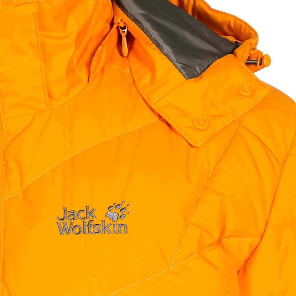 Jack Wolfskin M SELENIUM DOWN JACKET, Orange Sky