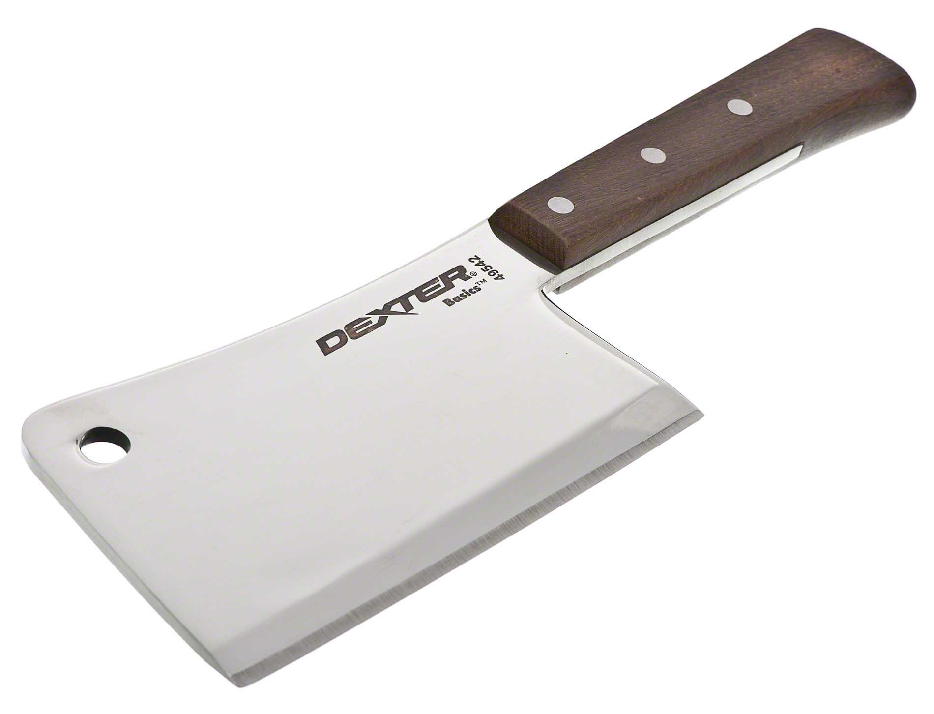 "Dexter Russell  49542 6"" Cleaver - Basics Series by Dexter-Russell (Image #1)"