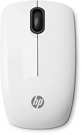 822937c2665 HP Wireless Z3200 Mouse - White: Amazon.co.uk: Computers & Accessories
