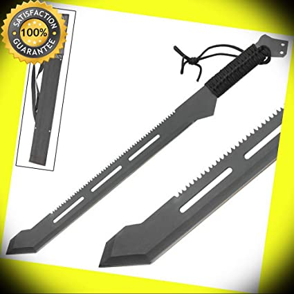 Modern Day Ninja Quest for Greatness Blackened Sword perfect ...