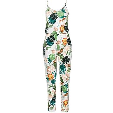 tout à fait stylé acheter de nouveaux caractéristiques exceptionnelles ZYUEER Combinaison Pantalon Short Ete Femme Chic pour Soirée ...