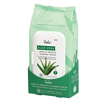 CALA Makeup Remover Cleansing Tissue - Aloe Vera