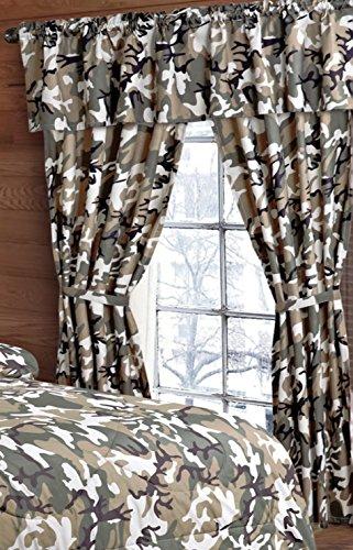 Camouflage Curtains Amazon Com