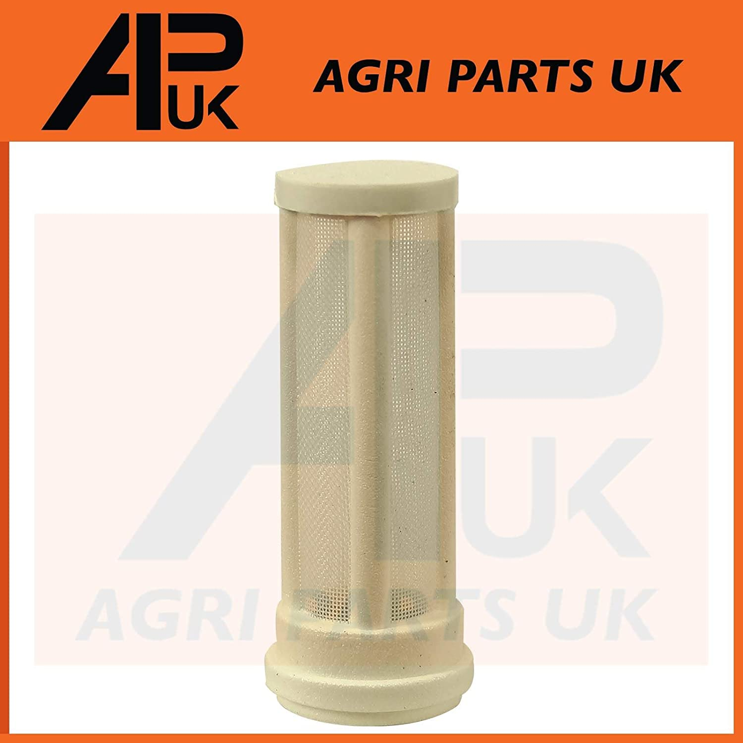 APUK 5x Fuel Tap Filter Gauze compatible with Massey Ferguson 35 35X 135 140 285 2725 Tractor