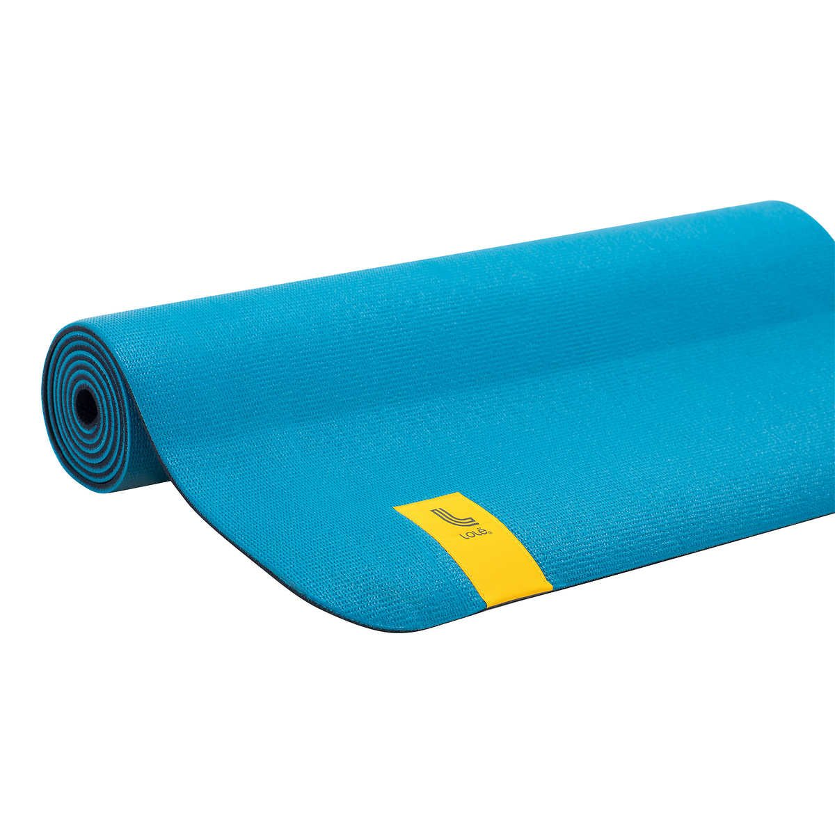 Amazon.com: Lole Correa de Yoga y Mat Azul: Home & Kitchen
