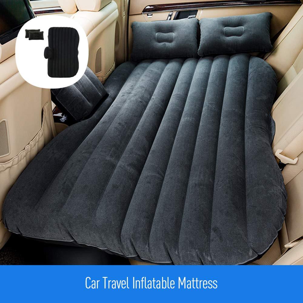 Amazon.com: KKmoon - Colchón hinchable para coche, cama de ...