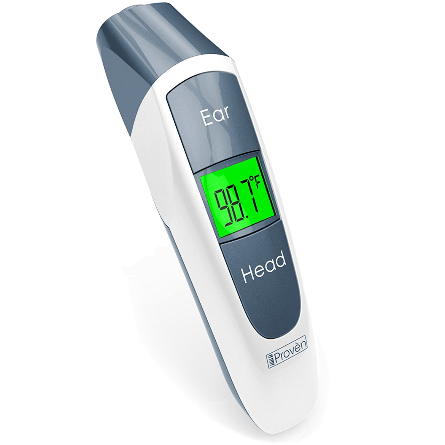 Clinical Ear Thermometer with Forehead Function - Upgraded Medical Quality with Improved Algorithm - Unmatchable Accuracy