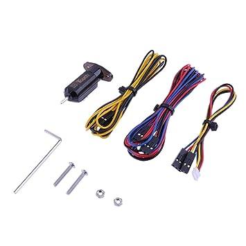 Gazechimp Módulo 3D-Touch Cable de Conexión Herramientas ...
