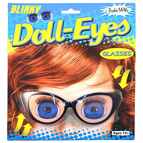 Blinky Doll-eyes