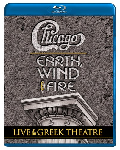 Chicago and Earth, Wind &  Fire: Live at the Greek Theatre [Blu-ray] by Image Entertainment