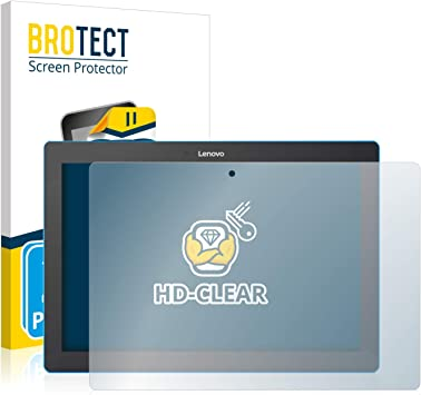 BROTECT Protector Pantalla Compatible con Lenovo Tab 10 TB-X103F ...