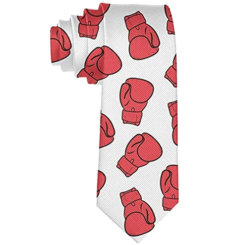 Patrón de guantes de boxeo Hombres impresos etiqueta floral ...