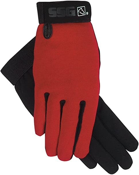 SSG Ladies All Weather Style 8600 Red 5/6: Amazon.ca: Clothing & Accessories