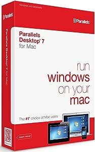 Parallels Desktop 7 for Mac [Old Version]