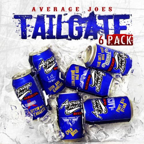 Tailgate 6 Pack: Average Joes Tailgating Themes, Vol. ()