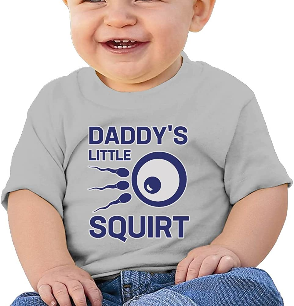 Daddy/'s Little Squirt Infant T Shirt