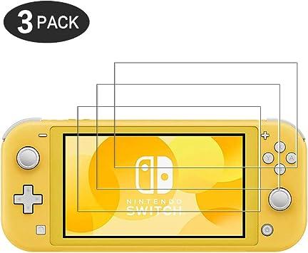 TUUT 3X Vidrio Templado Protector de Pantalla para Nintendo Switch ...