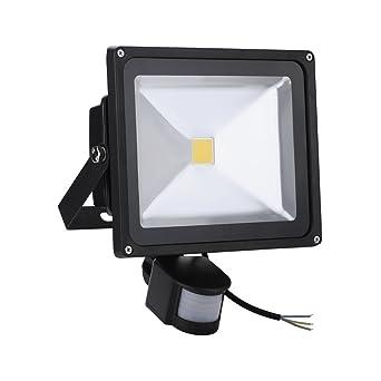 Neu SAILUN 50W LED SMD Strahler Fluter Außen Flutlicht Strahler mit  HD21