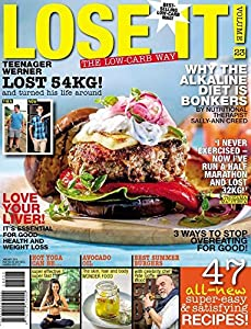 LOSE IT! The LCHF way