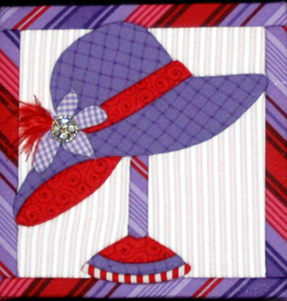 Artsi2 A2FNCYHAT1 Fancy Hat Wall Hanging Kit AbraCaDabRa