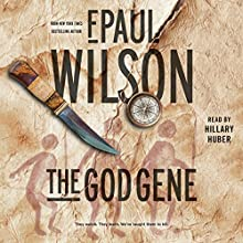 The God Gene: A Novel Audiobook by F. Paul Wilson Narrated by Hillary Huber