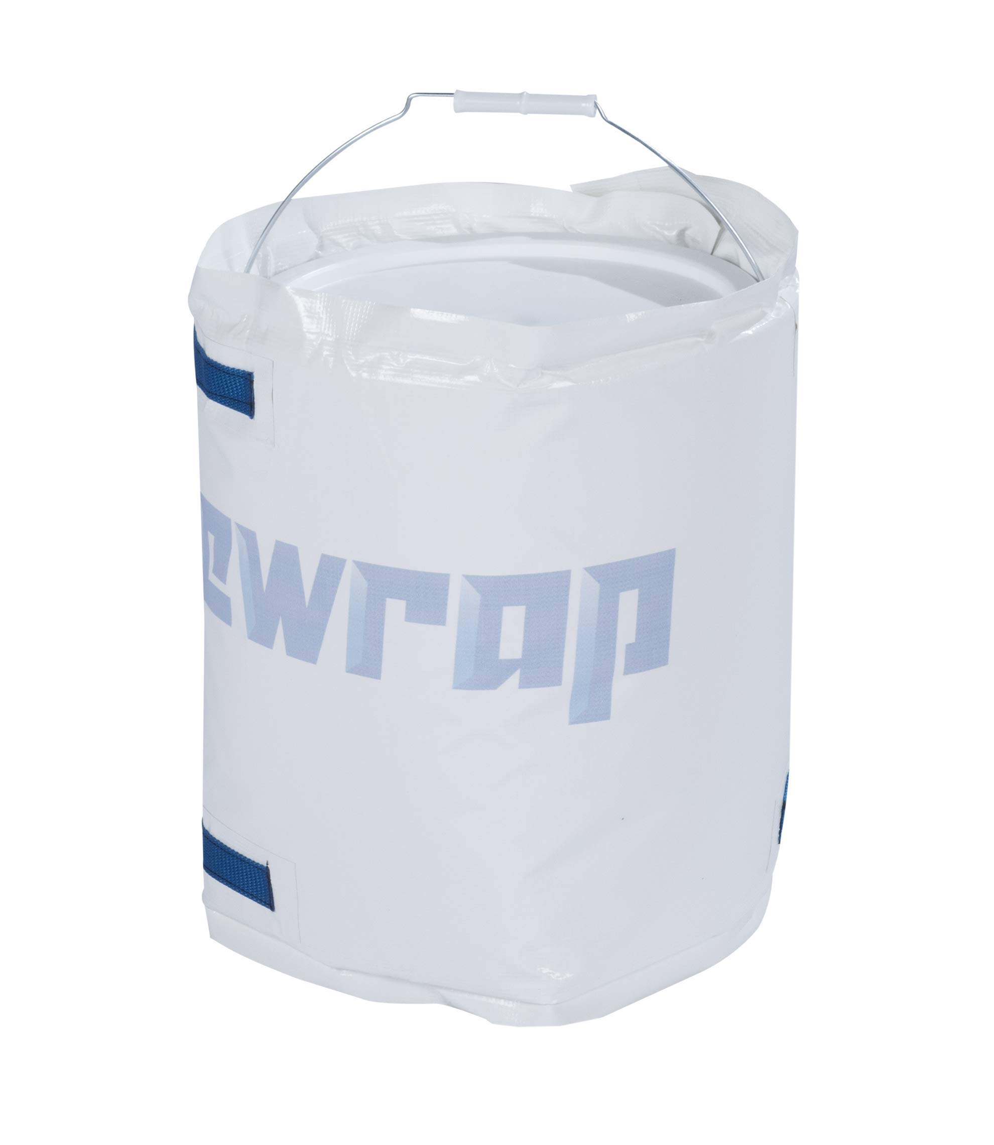 Powerblanket PBICE05IP Ice Pack Pail Cooling Blanket, Fits 5-Gallon Bucket, 8 Ice Packs Included