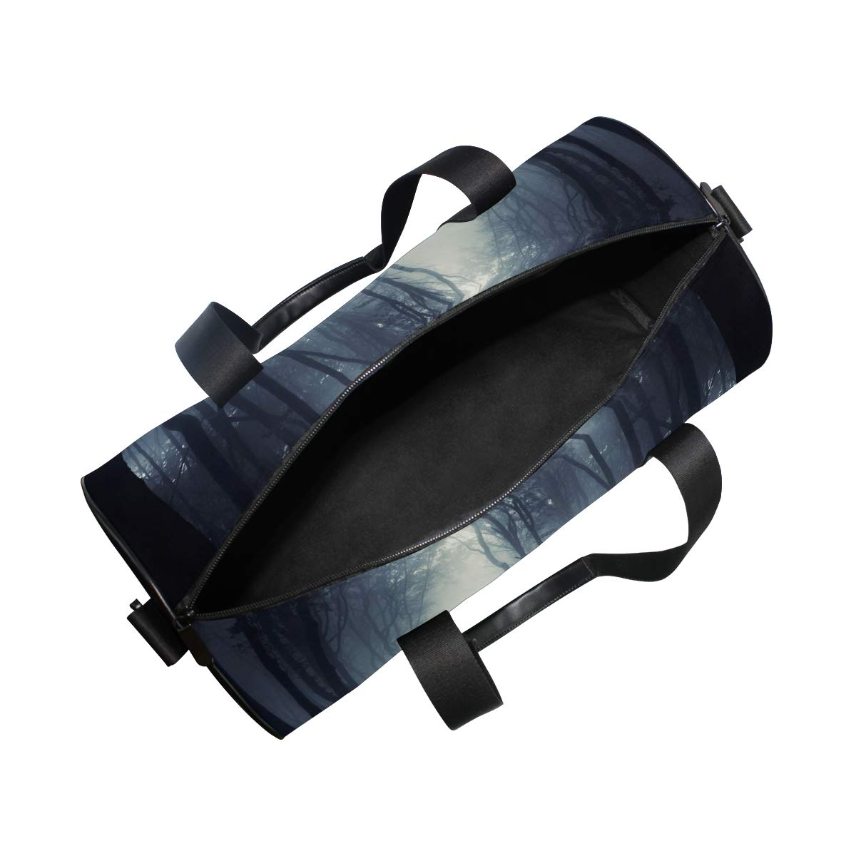 Sports Gym Bag Travel Duffel Bag with Pockets Luggage & Travel Gear Shoulder Strap Fitness Bag by EVERUI (Image #5)