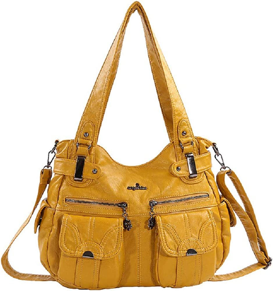 Angelkiss Women Handbag PU...