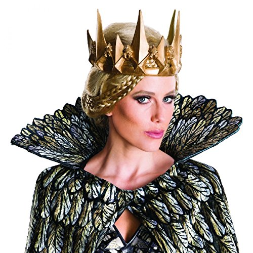 Ravenna Crown Costume Accessory Adult Snow White & The Huntsman Halloween +eBook - Ravenna Crown Costume