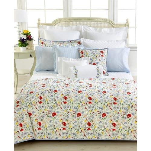 New Lauren Ralph Lauren Home Bedding, Georgica Gardens Floral King Comforter for sale
