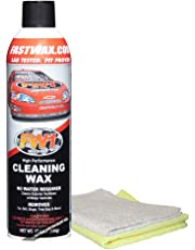 FW1 Cleaning Waterless Wash & Wax with Carnauba Car Wax by FW1
